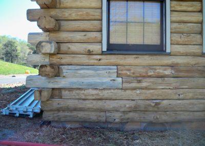 New logs